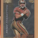 1999 CE Advantage Prime Connection Steve Young 49ers