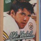 1997 Fleer Ultra Mike Vrabel RC Steelers Patriots