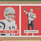2002 Topps Heritage Variation Tom Brady Patriots