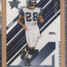 2004 Leaf Rookie & Stars Michael Boulware Seahawks RC /750