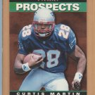 1995 Upper Deck SP Rookie Curtis Martin Patriots Jets RC