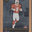 2002 Pacific Heads Up Rookie Deion Branch Patriots /1090 RC