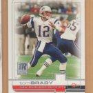 2002 Topps Reserve Tom Brady Patriots