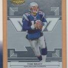 2006 Leaf Certified Tom Brady Patriots