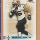 2003 Fleer Focus Numbers Century Red Deuce McAllister Saints /100