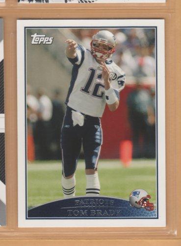 2009 Topps Tom Brady Patriots