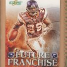 2008 Score Future Franchise Randy Moss Vikings