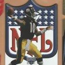 1998 Playoff Best of NFL Die Cut Kordell Stewart Steelers