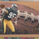 1996 Leaf Statistical Standouts Greg Lloyd Steelers /2500