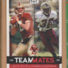 2008 Sage Hit Teammates Rookie Matt Ryan RC Falcons