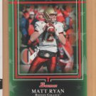 2009 Bowman All Star Alumni Matt Ryan Falcons
