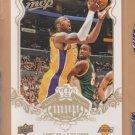 2008-09 UD MVP Kobe MVP White #24 Kobe Bryant Lakers