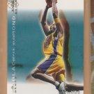 2000-01 UD Black Diamond Kobe Bryant Lakers