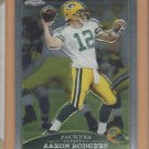 2009 Topps Chrome Aaron Rodgers Packers