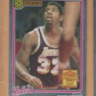 2000-01 Topps Chrome Reprints Magic Johnson #2 Lakers
