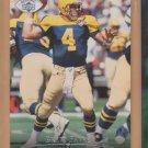 1995 Upper Deck Electric Silver Brett Favre Packers