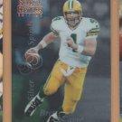 1996 Select Certified Silver Spirals Brett Favre Packers