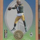 1997 UD Collector's Choice Mini Standee Brett Favre Packers