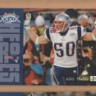 2005 Playoff Prestige Super Bowl Heroes Mike Vrabel Patriots