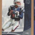 2006 Upper Deck SP Authentic Tom Brady Patriots
