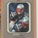 2003 Fleer Snapshot Tom Brady Patriots