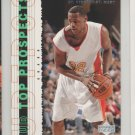 2003-04 UD Top Prospects Rookie LeBron James RC #60 Cavaliers