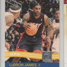 2010-11 Donruss LeBron James Cavaliers