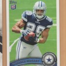 2011 Topps Rookie DeMarco Murray Cowboys RC Titans