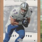 2005 UD Rookie Debut All Pro Jason Witten Cowboys