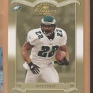 2003 Donruss Classics Timeless Tributes Duce Staley Eagles /150