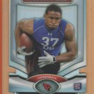 2011 Topps Platinum Die Cuts Rookie Patrick Peterson Cardinals RC