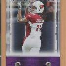 2008 Playoff Prestige Xtra Points Purple Larry Fitzgerald Cardinals /50