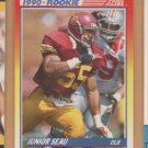 1990 Score Rookie Junior Seau RC Chargers