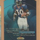 2000 Fleer Showcase License to Skill Terrell Davis Broncos