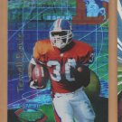 1996 Playoff Illusions Spectralusion Elite Terrell Davis Broncos