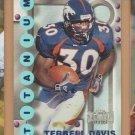 1998 Fleer Metal Titanium Terrell Davis Broncos