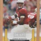 2015 Leaf Draft Gold Rookie #85 Jameis Winston Buccaneers RC