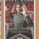 2015 Sage Hit Five Star Rookie #150 Jameis Winston Buccaneers RC
