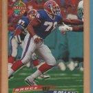 1996 Topps Stadium Club Dot Matrix Bruce Smith Bills