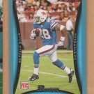 2008 Bowman Blue Leodis McKelvin Bills /500 RC
