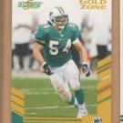 2007 Score Gold Zone Zach Thomas Dolphins /600