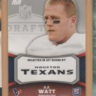 2011 Topps Rookie Rising J.J. Watt Texans RC