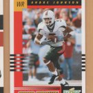 2003 Score Rookie Andre Johnson RC Texans