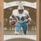 2001 Donruss Classics Legends SP Earl Campbell Oilers /1425