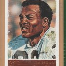 2001 Topps Gallery SP Jim Brown Browns