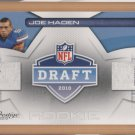 2010 Prestige NFL Draft Joe Haden Browns RC