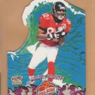 2000 Pacific Pro Bowl Die Cuts Jimmy Smith Jaguars