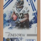 2009 Leaf Rookie & Stars Longevity Blue Maurice Jones-Drew Jaguars /75