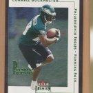 2001 Fleer Premium Rookie Correll Buckhalter Eagles RC /2001
