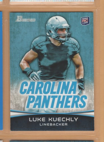 2012 Bowman Rookie Luke Kuechly RC Panthers